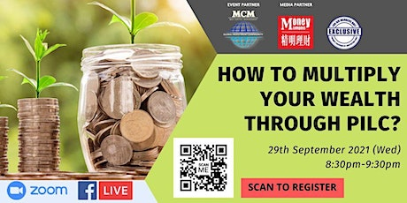 How to Multiply your wealth through PILC? tickets