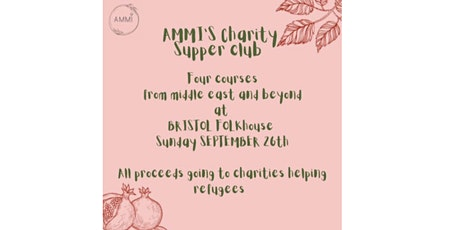 Charity Supperclub tickets