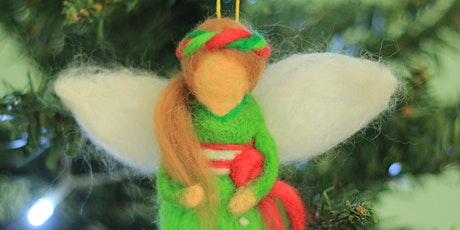 Festive Felted Fairy tickets