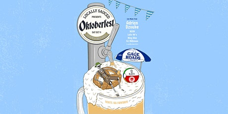 Oktoberfest Perth (With Locally Sauced & Gage Roads) tickets