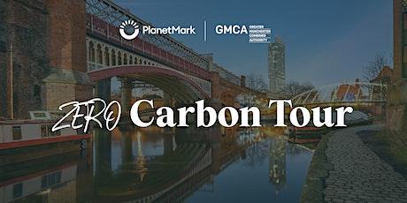 Greater Manchester | Roadmap to net zero | Zero Carbon Tour tickets