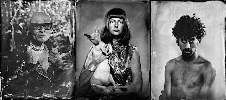 """Image pour ART FEAST """"Cabaret Créatures Festival""""  x  MONSIEUR COLLODION"""