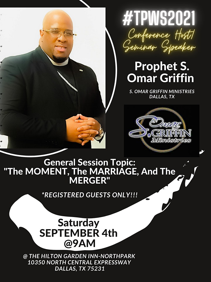 """2021 The Prophetic And Worship Symposium: """"This Is Who I ALREADY Was!!"""" image"""