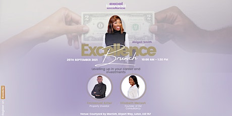 The Excellence Brunch tickets