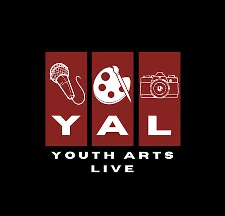 Youth Arts Live image