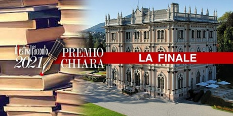 Finale del XXXIII Premio Chiara biglietti