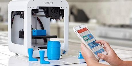 Kids 3D Printing and Design Workshop tickets
