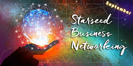 Starseed Business Networking - September Meeting tickets