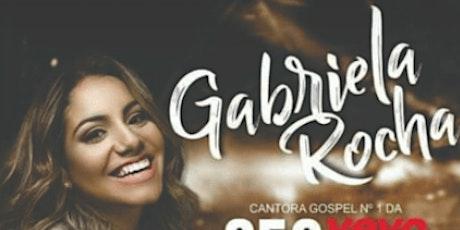 Show Gabriela Rocha ( 22 de  NOV ) 2021 ingressos