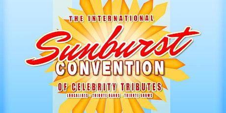 The International Sunburst Convention of Celebrity Impersonators Showcase tickets