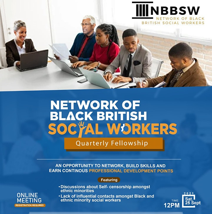 Black British Social Worker's Fellowship image