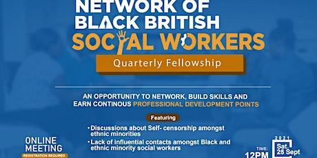 Black British Social Worker's Fellowship tickets