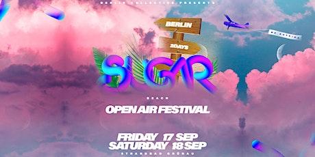 Sugar Beach - Open Air Festival Tickets