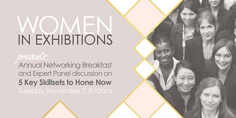 Women In Exhibitions Breakfast at Border Grill tickets