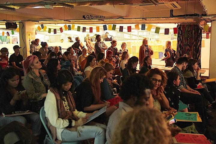 Rye Here Rye Now London Design Festival – Doodle Talks image