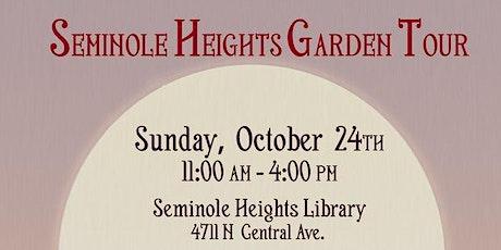 Seminole Heights Garden Tour tickets