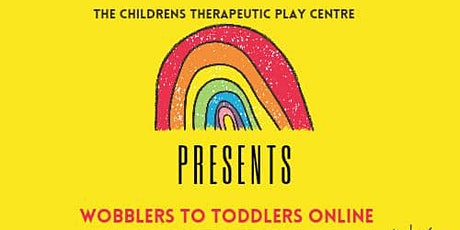Positive Parenting of Wobblers to Toddlers tickets