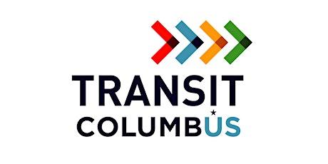 Transit Columbus Planning Session tickets