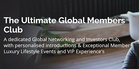 Introducing The Exponential Club Virtual Event tickets