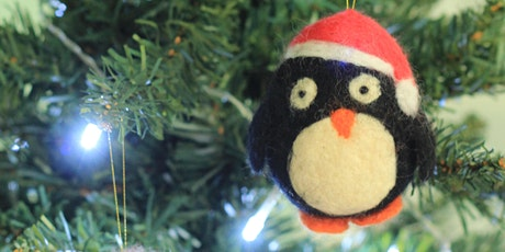 Festive Felted Baubles tickets