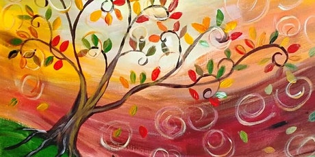 Whimsical Fall Paint Party tickets