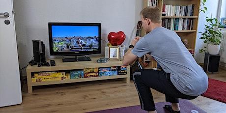 Online Fitnesskurs - Training mit dem eigenen Körpergewicht Tickets