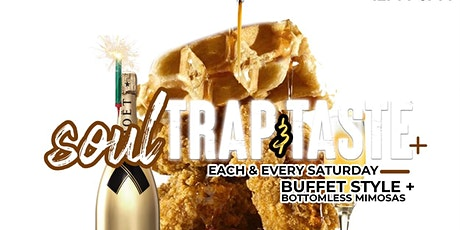 SOULTRAP & TASTE (BRUNCH AND DAY PARTY) tickets