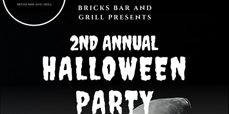 2nd Annual Halloween Party tickets