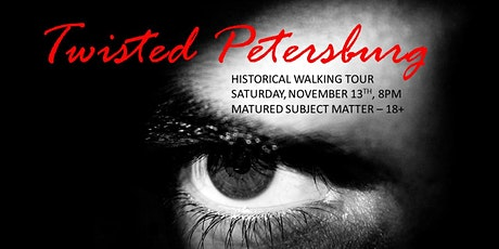 Twisted Petersburg Walking Tour tickets