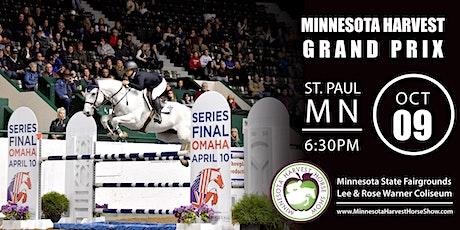 2021 MINNESOTA HARVEST GRAND PRIX HORSE SHOW tickets