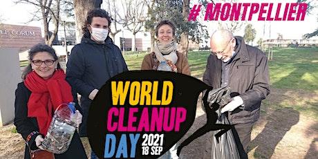 WORLD CLEAN UP DAY MONTPELLIER 2021 billets