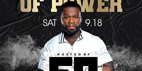 Position of Power: Hosted by 50 Cent tickets