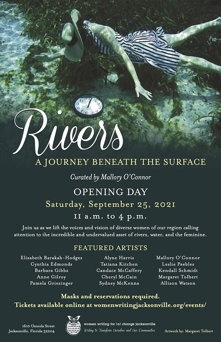 RIVERS: A Journey Beneath the Surface [Art Exhibition] image