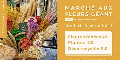 Grande Braderie Florale  #7 billets