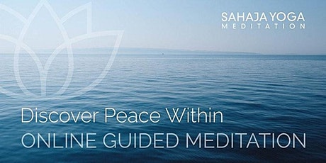 ONLINE : Meditation class for Bangkok. Experience the peace and balance. tickets