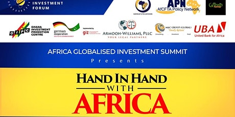 Hand in Hand with Africa tickets
