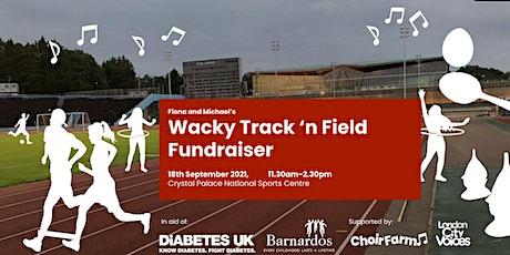 Wacky Track 'n Field Fundraiser tickets