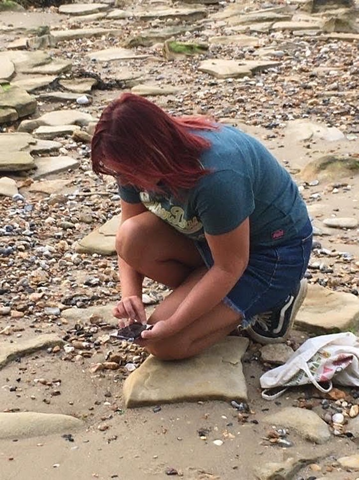 Creating Art with Sea Glass Workshop with Seacycle Studio image