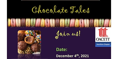 Bring Sweetness to Your Day at Chocolate Tales Hamilton tickets
