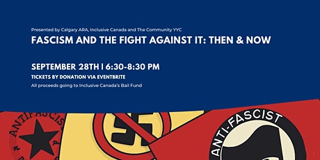 Fascism and the Fight Against It: Then & Now tickets