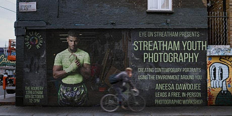 Streatham Youth Photography – Creating Contemporary Portraits tickets