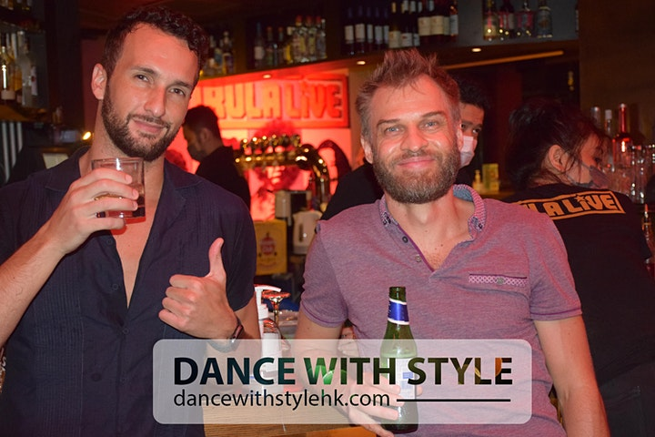 After Work Salsa Party at Rula Live Every Monday. Entry Free + Salsa Class image
