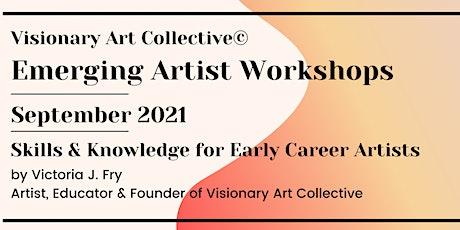 Emerging Artist Workshop 9/26 tickets