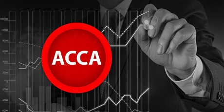 ACCA- Association of Chartered Certified Accountants tickets