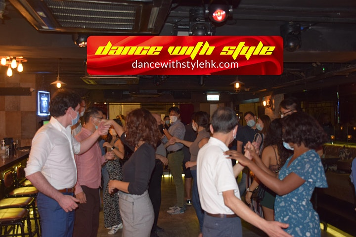 Latin Vibe Bachata Party Every Wed@Fire 'N' Ice. Entry Free+ Bachata Class image