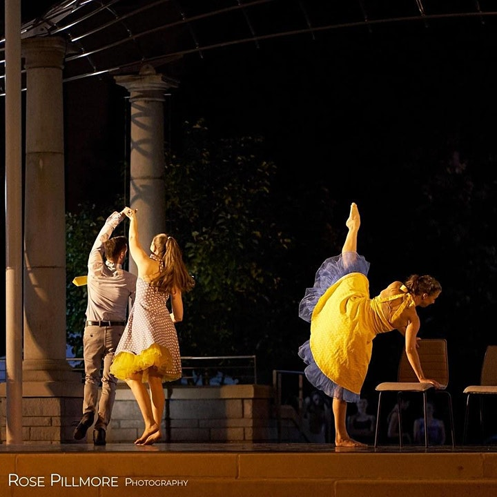 The Asheville Ballet presents Fall into Dance Saturday, September 18 image