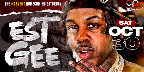 EST GEE PERFORMING LIVE HOMECOMING SATURDAY tickets