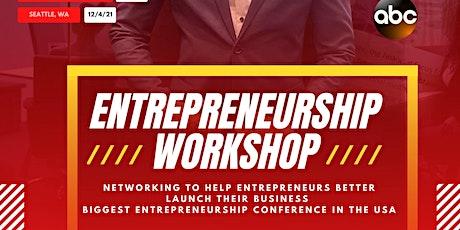 Entrepreneurship Workshop-NEW YORK tickets