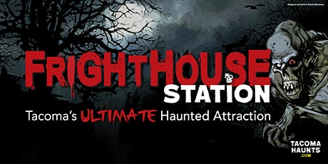 Frighthouse Station tickets