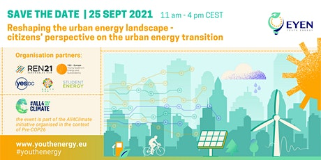 Reshaping the urban energy landscape - Citizen's perspective of the energy tickets
